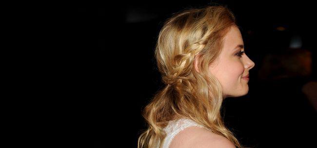 10 Schöne Halbhoch Halb unten Prom Frisuren Sie können versuchen heute Foto