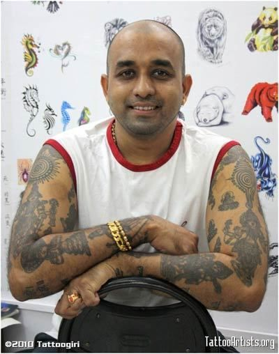 Bramha Tattoo-Studio