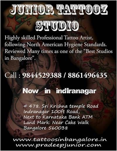 junior tattooz Studio