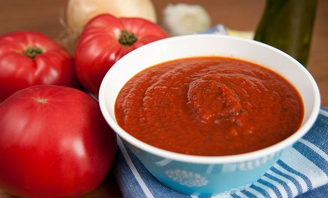 Tomaten-Curry Tomato Gojju