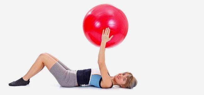 10 Effektive Übungen für Bursitis und Schulter Rehabilitation Foto