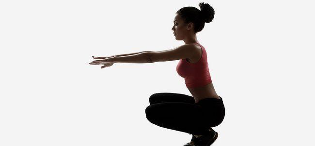 10 Effektive Übungen Rid Of Cankles Get Foto