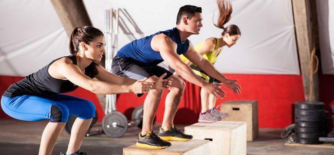 10 Effektive Übungen Ihre untere Körperhälfte zu stärken Foto
