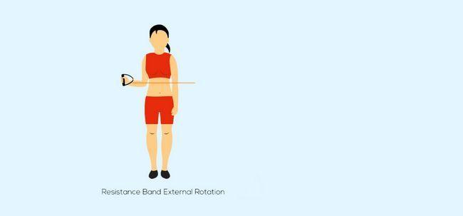 10 Effektive Physiotherapie Übungen Schulter Schmerzen zu behandeln Foto