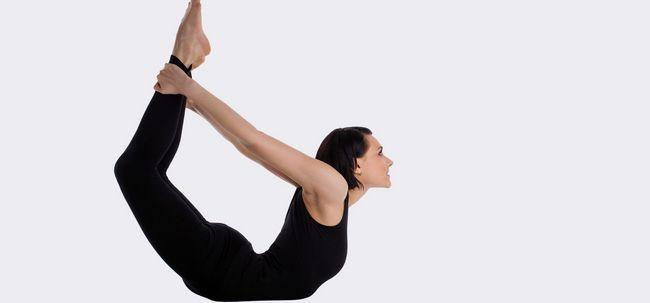 10 Effektive Power Yoga Training zu reduzieren Gewicht schnell Foto