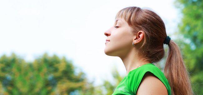 10 Wirksame Tipps und Übungen Asthma zu verhindern Foto