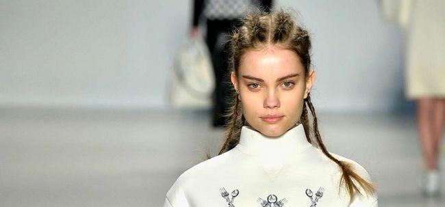 10 elegante Cornrow Frisuren können Sie versuchen, heute Foto