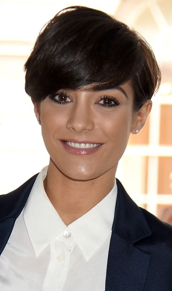 Pixie Long And Side-Swept