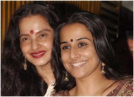 10 Bilder von Rekha ohne Make-up Foto