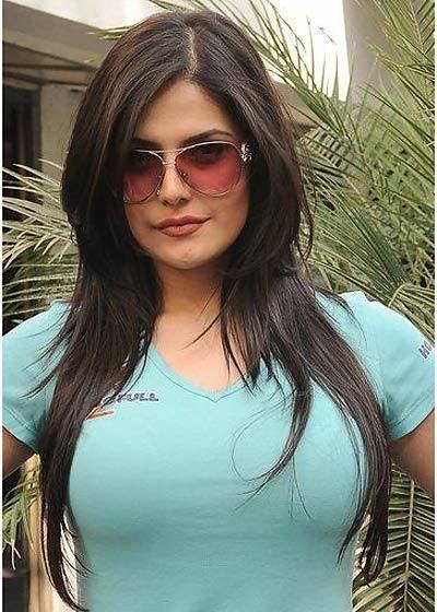 Zarine khan ohne Make-up