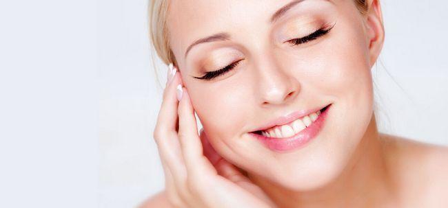 10 einfache Schritte Perfect Skin To Get Foto
