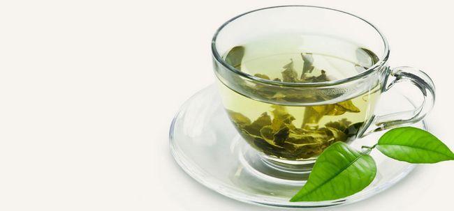 10 einfache Möglichkeiten, in denen Green Tea Akne reduzieren lassen Foto