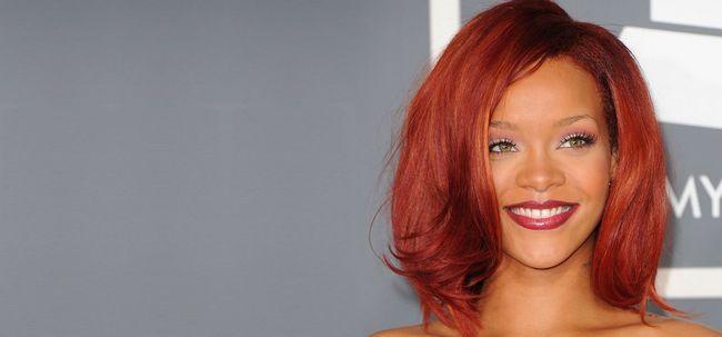 10 Trendy und schrulligen Rihannas Bob Frisuren Foto