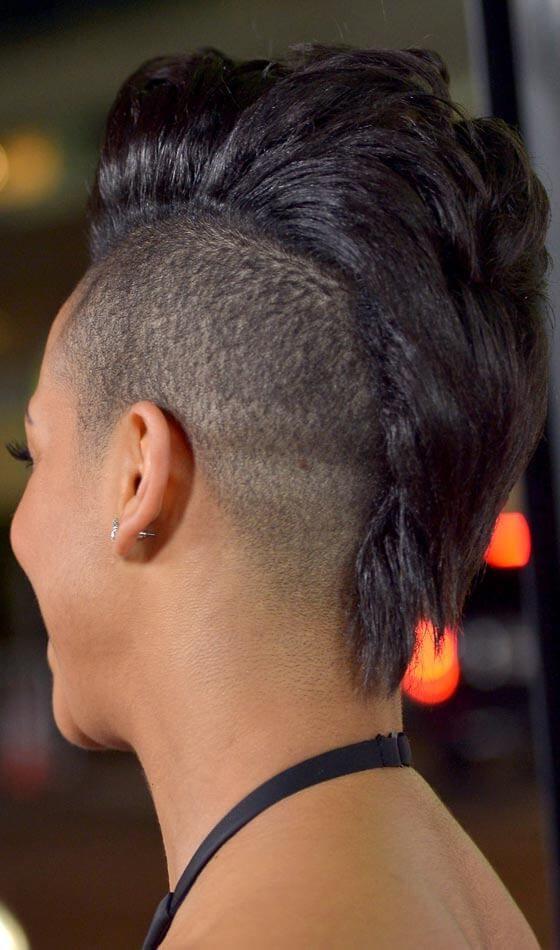 Side-Bart Mohawk