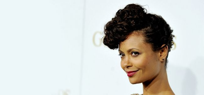 10 Trendy Medium Frisuren für dunkelhäutige Frauen Foto