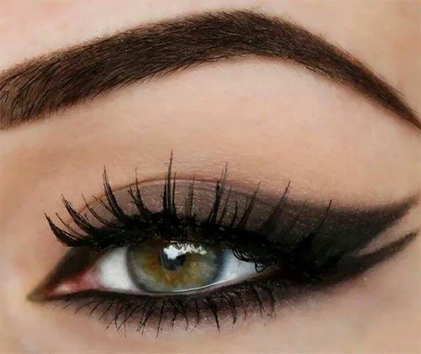 Doppel Winged Augen