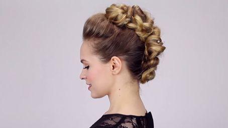 10 Youtube Updo Frisuren, Sie zu inspirieren Foto