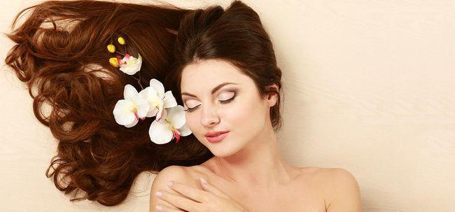 11 Effektive Bio-Haarpflegemittel Erstaunlich Locks Get Foto