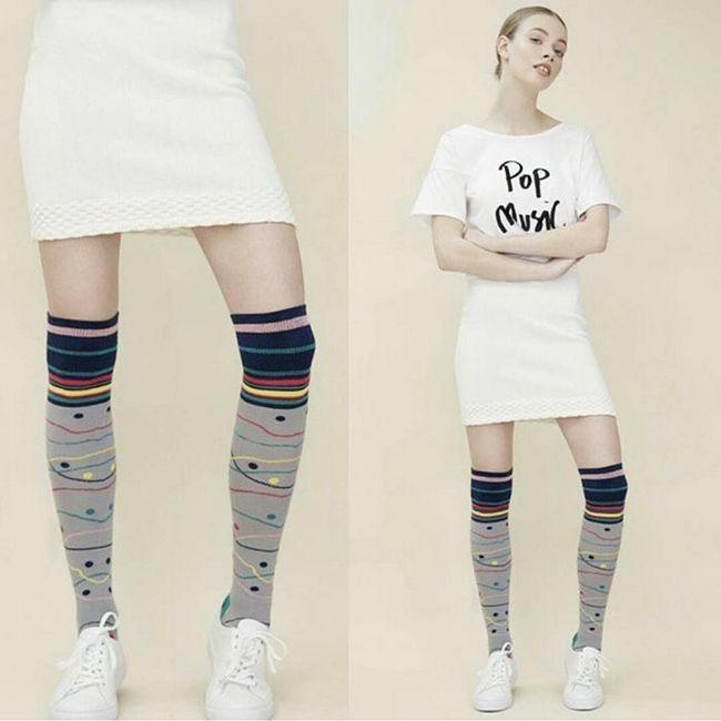Sassy Socken