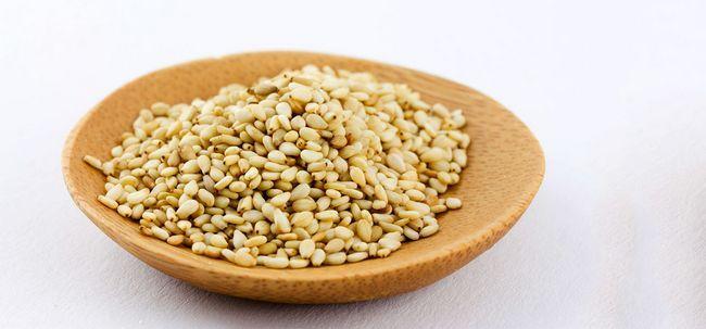 12 erstaunliche Vorteile von Sesamöl für Haar - muss versuchen, Foto