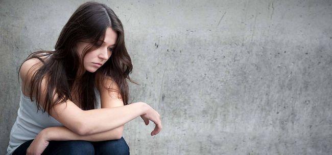 12 Symptome der Depression sollten Sie sich bewusst sein, Foto