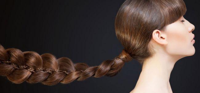 14 Einfache Tricks, um Ihr Haar wachsen schneller Foto