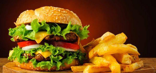 15 Bad Cholesterin Lebensmittel, die Sie vermeiden sollten Foto