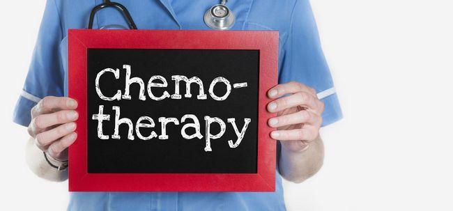 15 Ernste Nebenwirkungen der Chemotherapie Foto