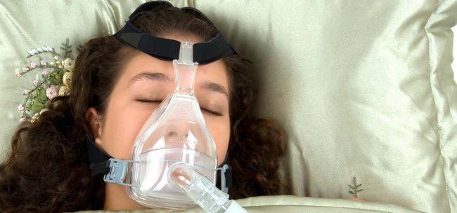 15 einfache Behandlungen Schlafapnoe Cure Foto