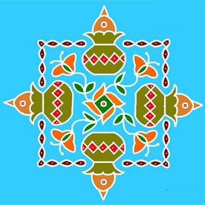 16 Top Pongal Kolam Designs, die Sie versuchen sollten, Foto