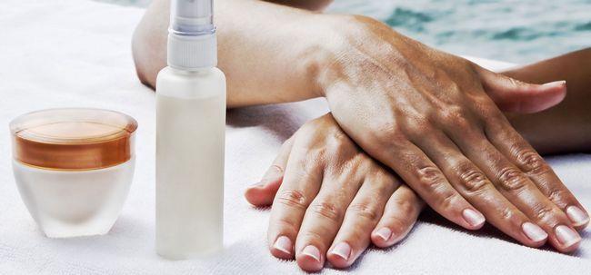 16 Simple Home Remedies Tan entfernen von den Händen Foto
