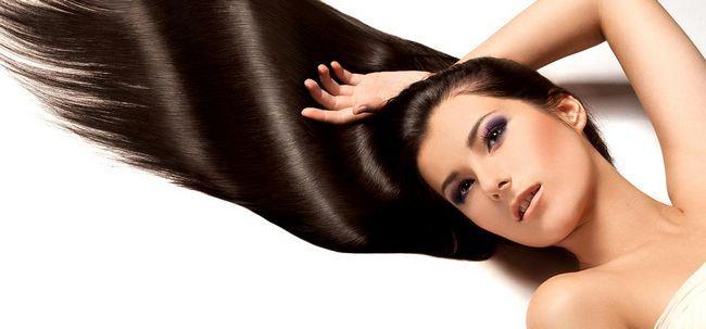 18 äußerst effektive Tipps für gesundes Haar Foto