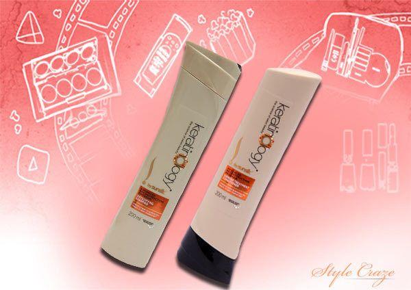 sunsilk keratinology Shampoo