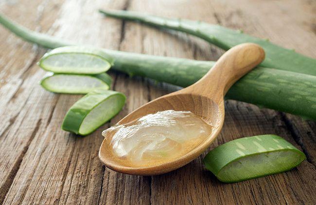 Aloe vera-Gel für das Haar Vorteile