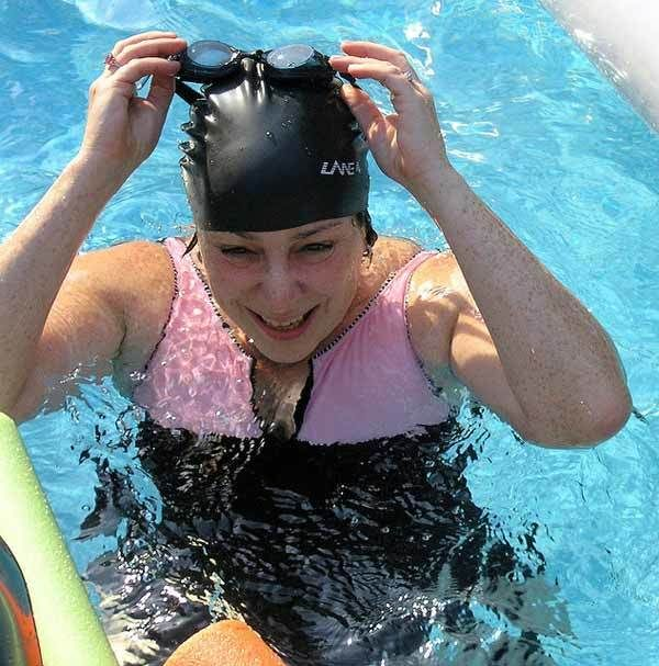 Schwimmhaube