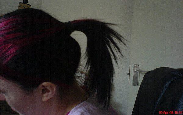 Haarfarbe Ideen