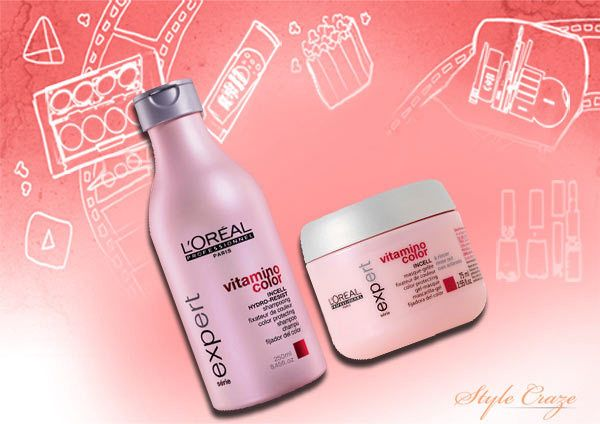loreal vitamino Farbe Shampoo