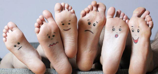 19 Effektive Tricks für glatte und weiche Füße Foto