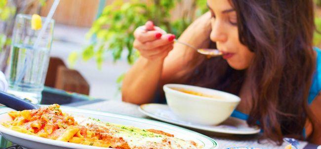 20 Köstliche Low Calorie Restaurant Swaps Sie heute ausprobieren können Foto