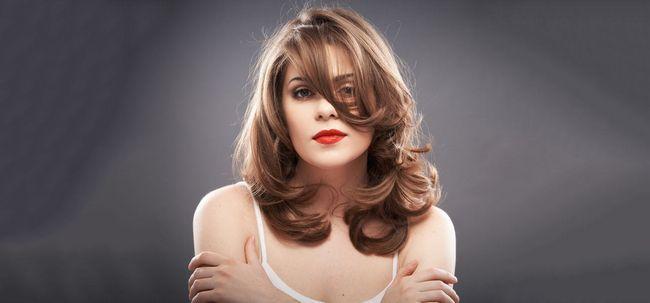 25 leichte Everyday Frisuren für mittellanges Haar Foto