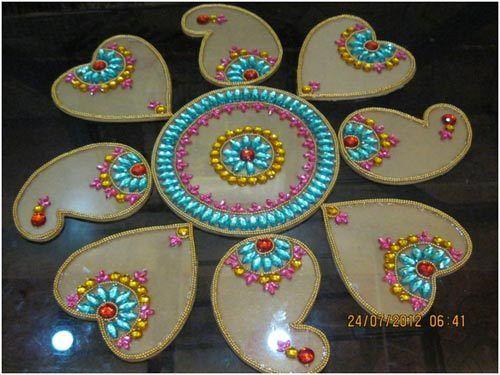 rangoli Entwürfe für Diwali neueste