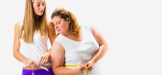 3 effektive Möglichkeiten, zu wissen, ob Sie übergewichtig sind Foto