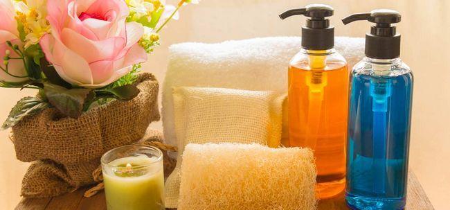 3 einfache Hausgemachte Body Wash Rezepte Foto