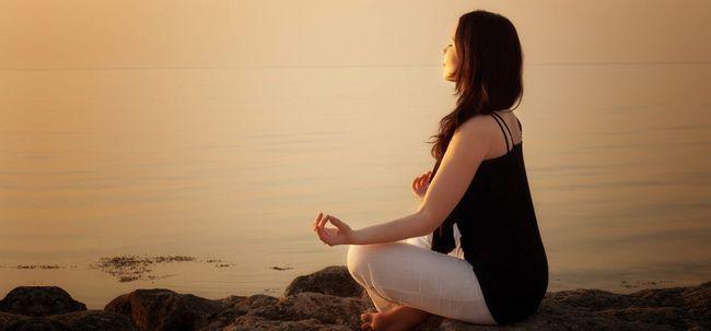 3 einfache Meditationstechniken Ihre Konzentration steigern Foto