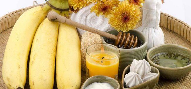 3 Arten von Banana Peel Masken und ihre Vorteile Foto
