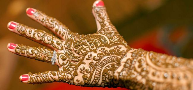 36 Mehendi Designs For Hands To You Inspire - The Complete Guide Foto