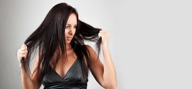 4 Ayurveda-Behandlungen, damit Sie Deal mit vorzeitigem Haar Greying Foto
