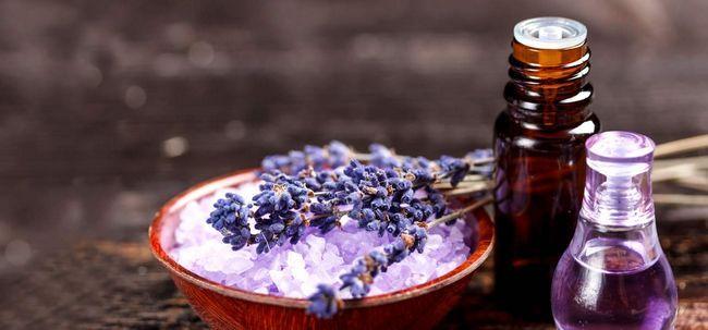 4 beste Lavendel-Badesalz Rezepte, die Sie sollten versuchen, Right Away Foto