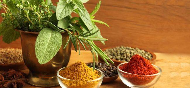 4 Fantastische Spicy Kuren für starke Gesundheit und sieht unglaublich Foto