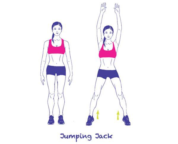 Jumping Jacks